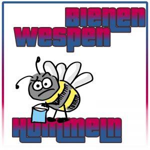 Bienen / Hummeln / Wespen