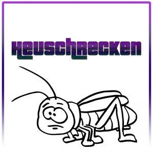 Grashüpfer / Heuschrecken