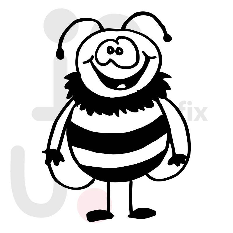 Biene 002