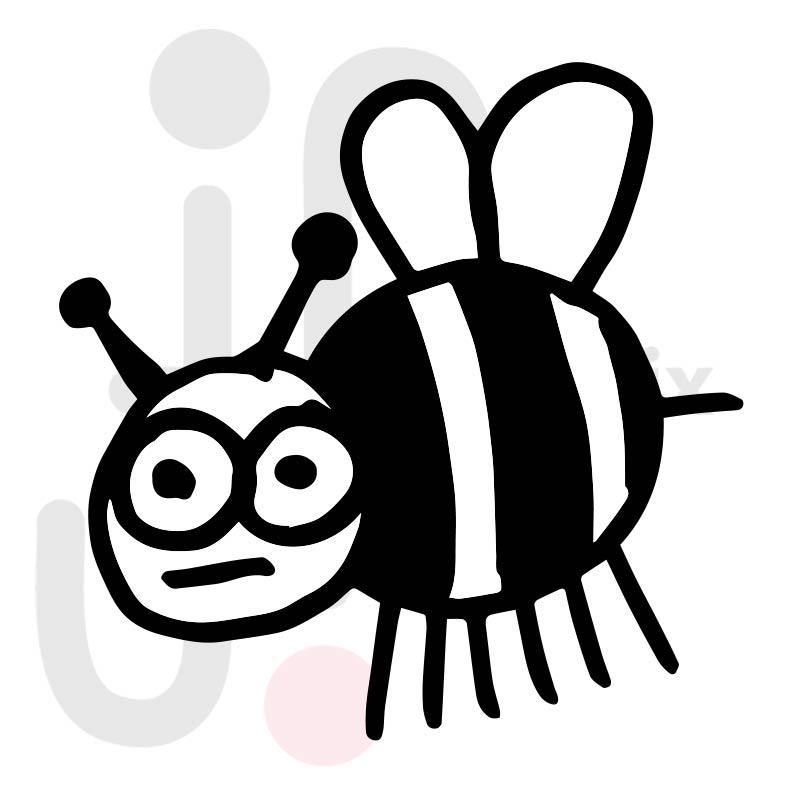 Biene 006