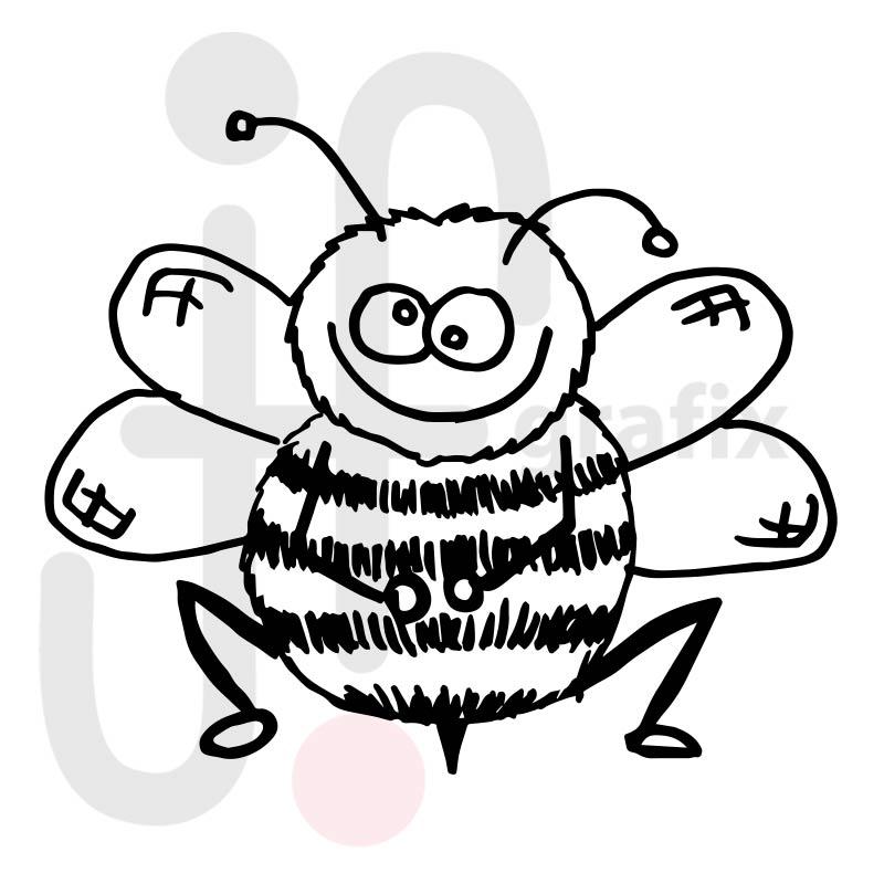 Biene 009