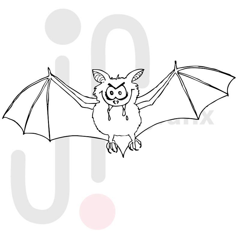 Böse Fledermaus 001