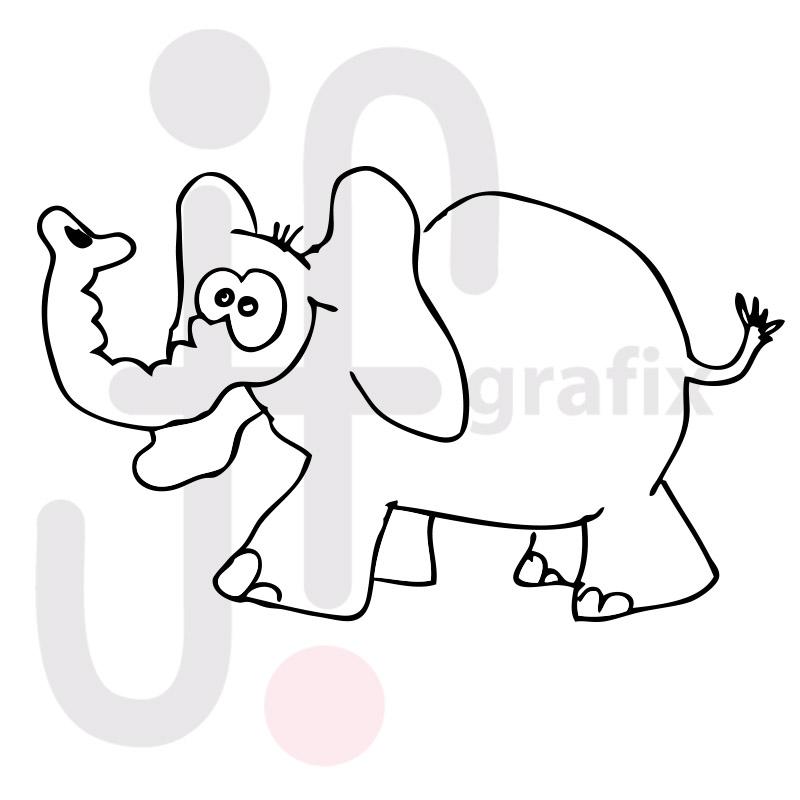 Elefant 001