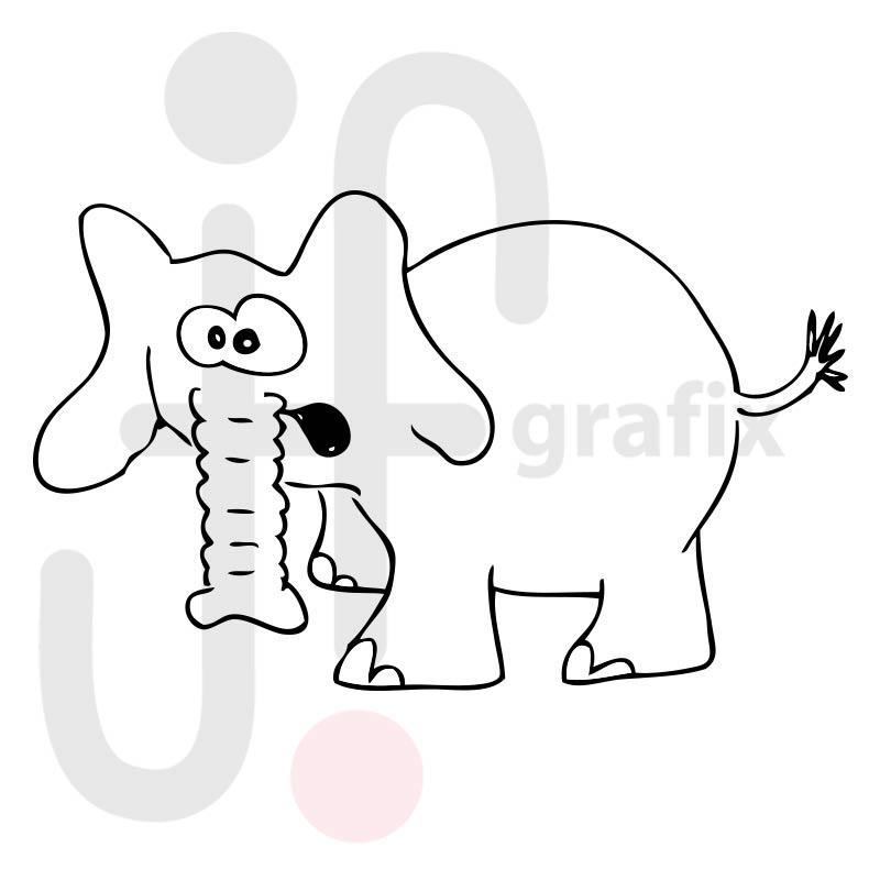 Elefant 002