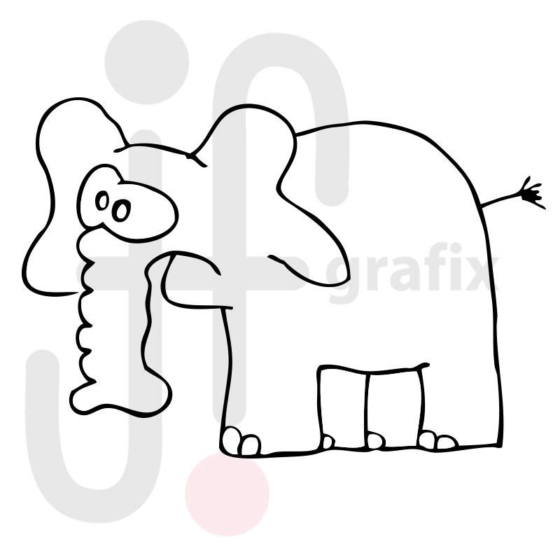 Elefant 003