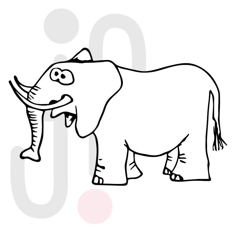 Elefant 006