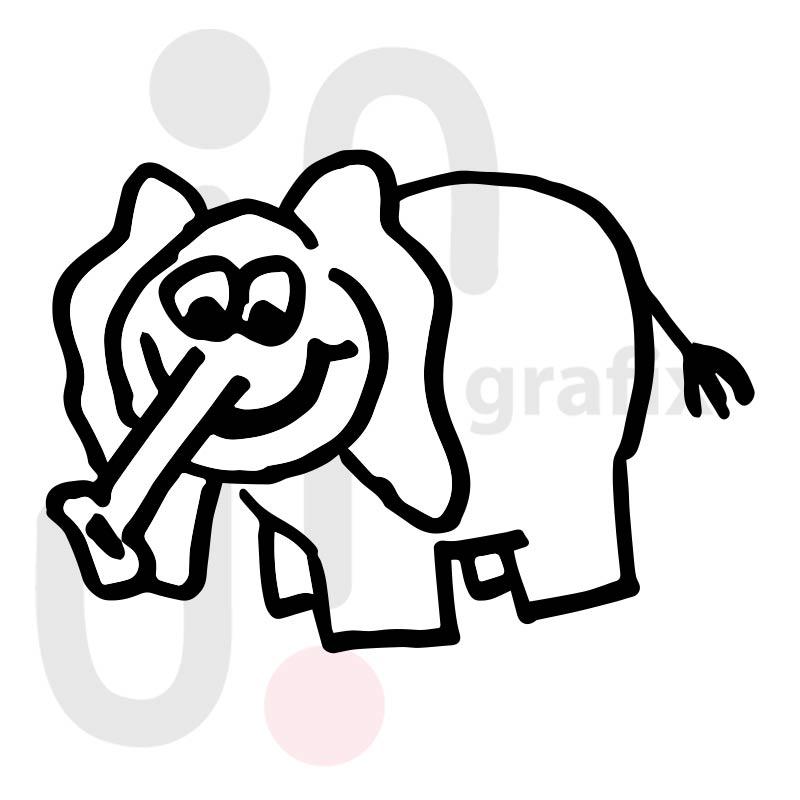 Elefant 009