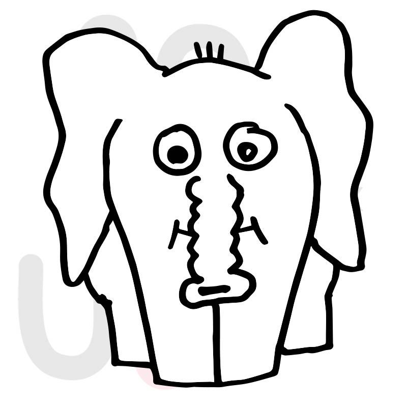 Elefant 011