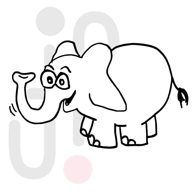 Elefant 016