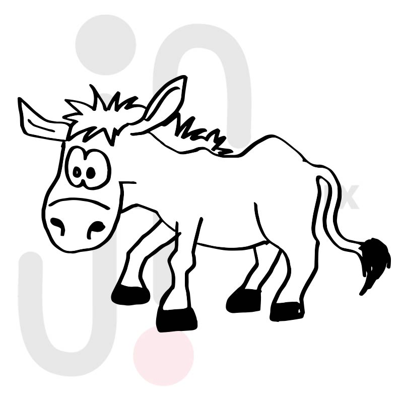 Esel 002