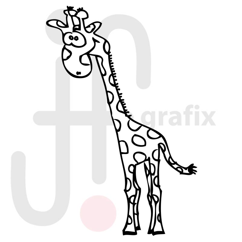 Giraffe 002