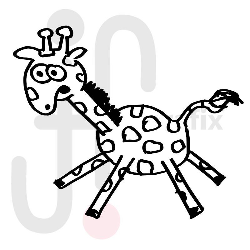 Giraffe 004