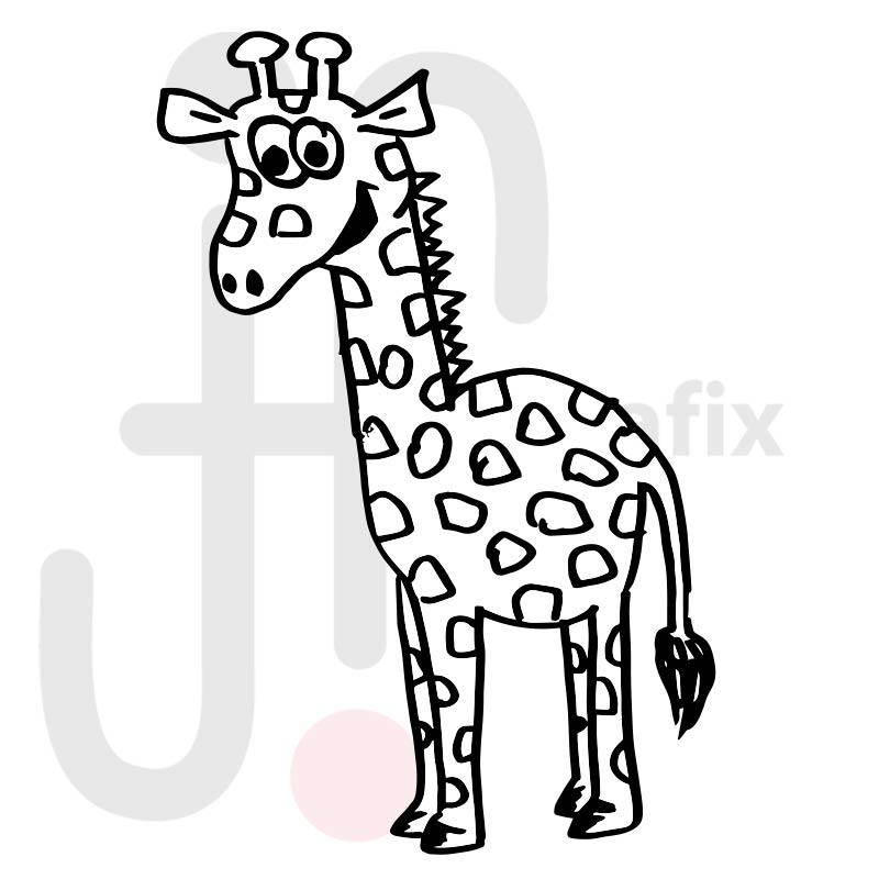 Giraffe 005