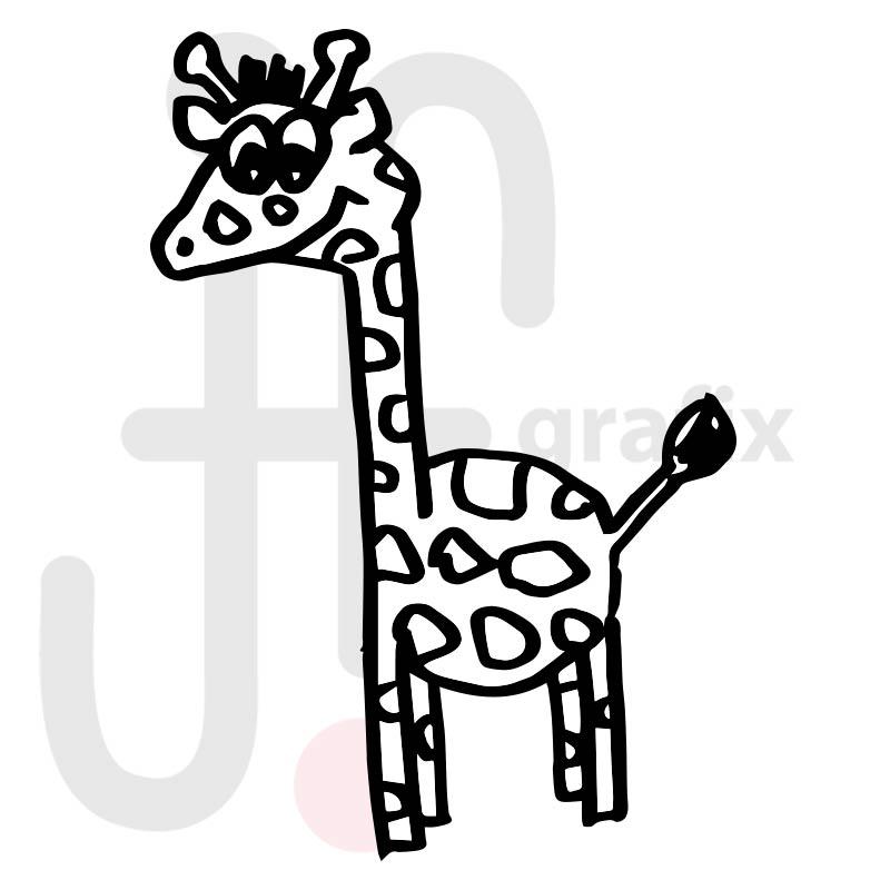Giraffe 007
