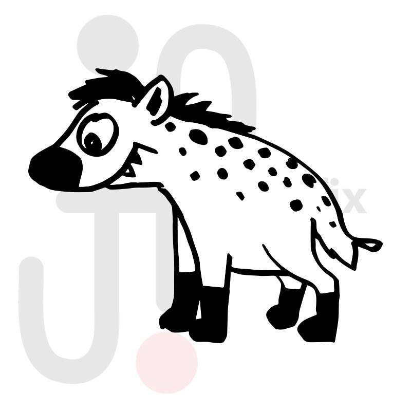 Hyäne 003