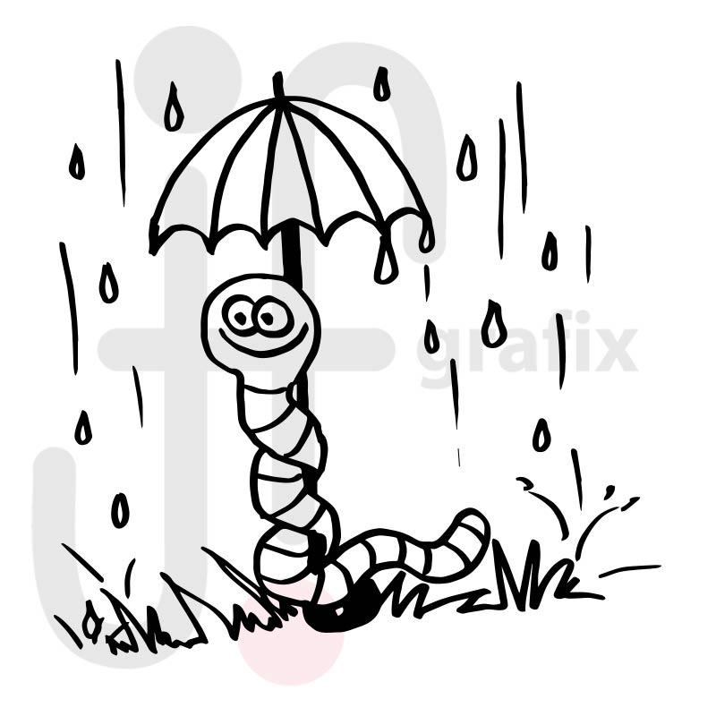 Regenwurm 014