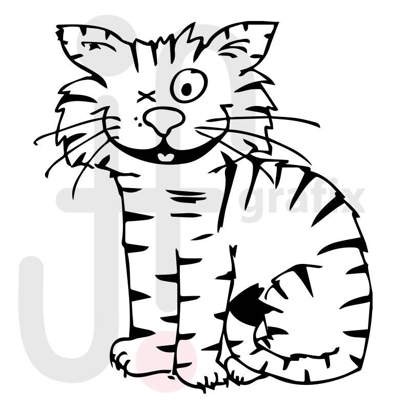 Katze 002