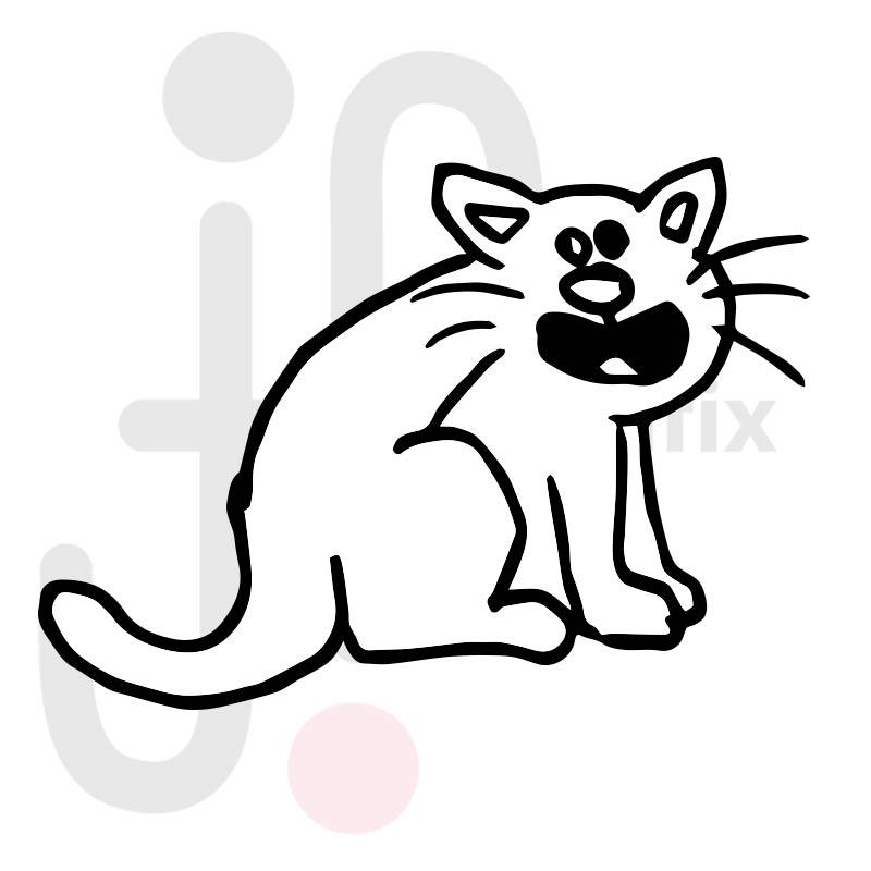 Katze 022
