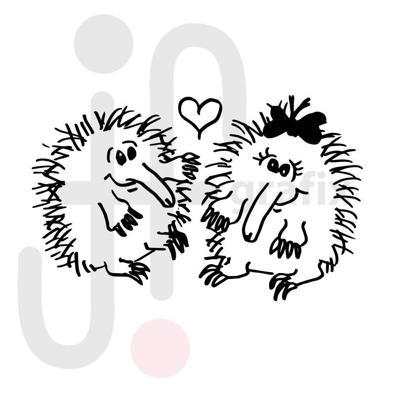 Valentinstag Ameisenigel 001