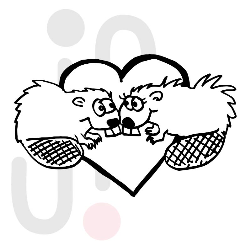 Valentinstag Biber 001